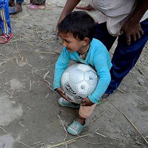 ネパール震災支援